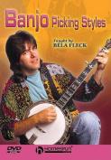 Bela Fleck Teaches Banjo Picking Styles [Region 2]