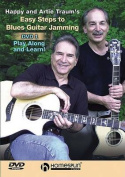Easy Steps to Blues Guitar Jamming [Region 2]