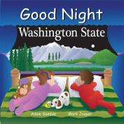Good Night Washington State [Board Book]