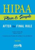 HIPAA Plain & Simple