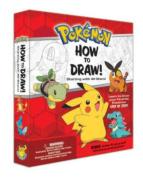 Pokemon How-To-Draw Kit