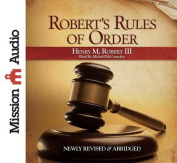 Robert's Rules of Order [Audio]