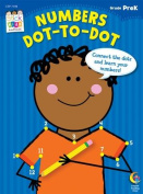 Numbers Dot-To-Dot, Grade PreK