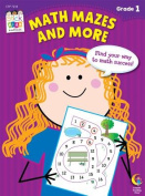 Math Mazes and More, Grade 1