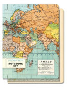 Notebook Set of 2 Maps