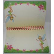 Disney Tinkerbell Autograph Book Pink