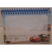 Disney Pixar Cars Sprial Autograph Book