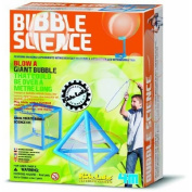 Great Gizmos Kidz Labs Bubble Science
