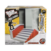 Tech Deck New Sk8 Parks - Stair Hubba Bank