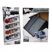 Tech Deck Build a Park with Plan B Board Pack