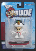 "Tech Deck Dude ""Snow Ballah"" Holidude"