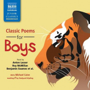 Classic Poems for Boys [Audio]