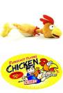 Flingshot Flying Barnyard Chicken with Sound