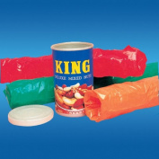 King Deluxe Mixed Nuts - Three Snakes in Each Can