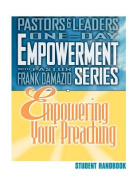 Empowering Your Preaching - Student Handbook
