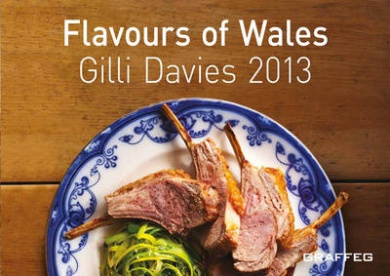 Free download Flavours of Wales Calendar PDF