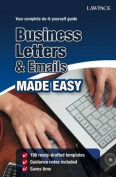 Business Letters & Emails Made Easy