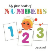 My First Book of Numbers [Board book]