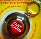 Talking Fart Alarm Key Chain Button [Toy]