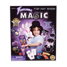 Abracadabra Set- 100 Tricks Top Hat