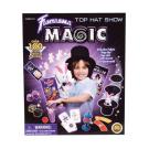 Abracadabra Set- 100 Tricks Top Hat