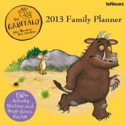 2013 Gruffalo Family Planner Grid Calendar