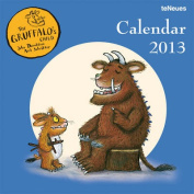 2013 the Gruffalo's Child Mini Grid Calendar