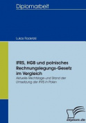 Ifrs, Hgb Und Polnisches Rechnungslegungs-Gesetz Im Vergleich [GER]
