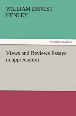 figurative language and william ernest henley essay