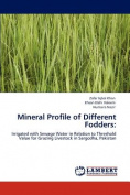 Mineral Profile of Different Fodders