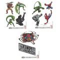 Marvel Spider-Man Party Pack of 50 Temporary Tattoos