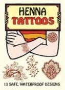 Dover Temporary Tattoos Henna Designs