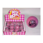Lot of 3 Solid Rubber Pinky High Bounce Balls Wall Ball