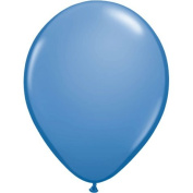 Mayflower 7333 28cm Periwinkle Latex Balloons Pack Of 100