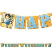 Go Diego Go Hanging Banner