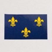 3' x 5' Fleur De Lis Flag