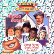 The Donut Man Bible Songs [Audio]