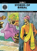 "Stories of Birbal: 5-In-1: WITH ""Birbal the Genius"" : AND ""Birbal the Wise"""