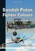 Swedish Piston Fighter Colours