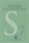 Studies in the Philosophy of Law