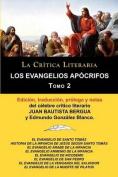 Los Evangelios Apocrifos Tomo 2, Coleccion La Critica Literaria Por El Celebre Critico Literario Juan Bautista Bergua, Ediciones Ibericas [Spanish]