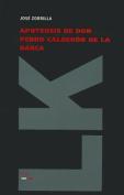 Apoteosis de Don Pedro Calderon de la Barca  [Spanish]