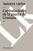 Capitulaciones de la Guerra de Granada  [Spanish]