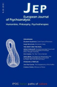 JEP European Journal of Psychoanalysis N.30