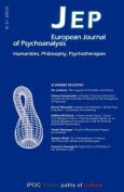 JEP European Journal of Psychoanalysis 31