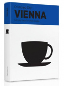 Vienna (Crumpled City Map)