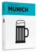 Munich (Crumpled City Map)