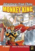 Birth of Stone Monkey (Adventures from China