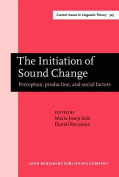 The Initiation of Sound Change