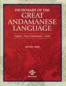 Dictionary of the Great Andamanese Language